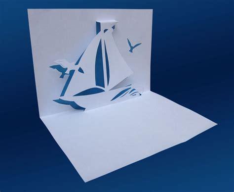 cool pop up card templates best 25 kirigami templates ideas on kirigami