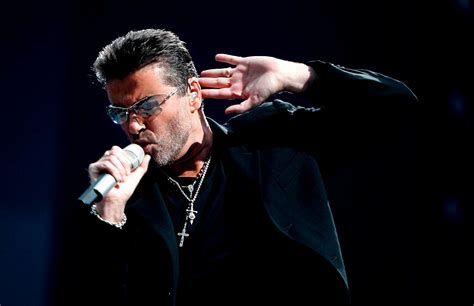 george michael george michael s music sales have surged by 2 678 15