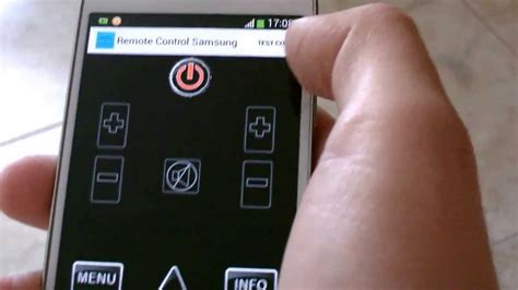 ir blaster app for android samsung universal remote ir blaster android application
