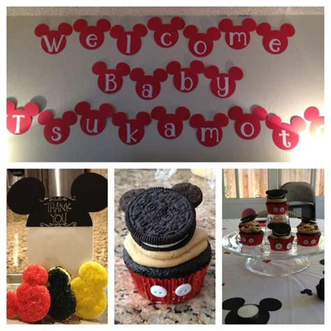 Mickey Mouse For Baby Shower by 76 Best Images About Baby Shower Mickey On