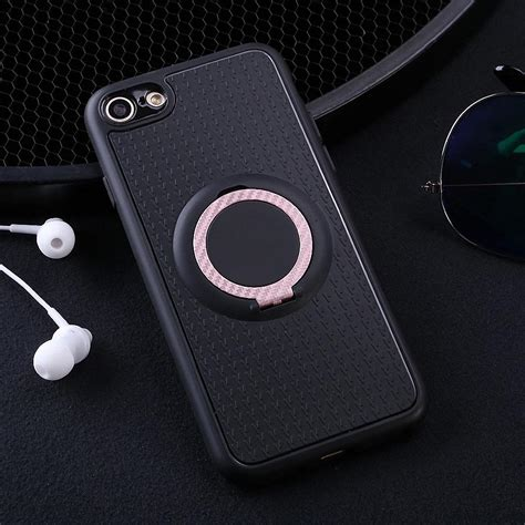 Iphone 5 Softcase Untuk Silicon Ring I Ring Iring Untuk magnetic ring stand shockproof hybrid rubber cover