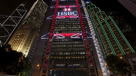 hsbc bank hong kong hsbc s hq is staying put was it really going to move itv news