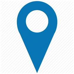 flag globe gps map marker pin pointer travel icon
