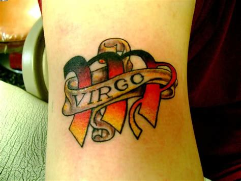 virgo tattoo designs for men virgo images designs