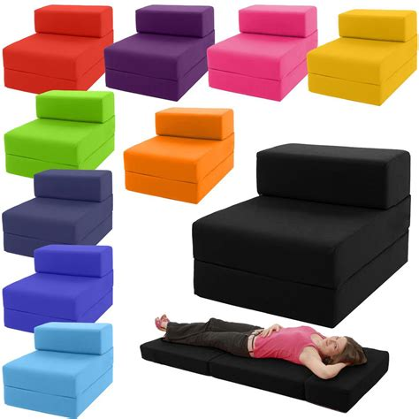 Chair That Folds Out Into A Bed by Single Chair Bed Z Guest Fold Out Futon Sofa Chairbed