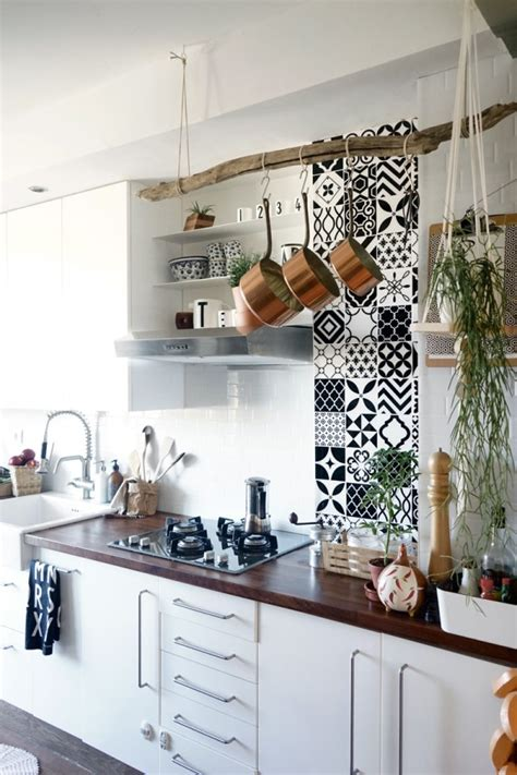 Kitchen Tiles Backsplash les avis de 6 blogueuses d 233 co sur le carrelage adh 233 sif