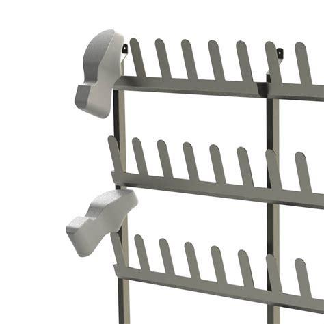 Wall Mounted Shoe Rack Uk by Wall Mounted Shoe Racks Uk Manufacturer Syspal Uk