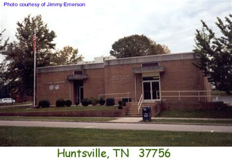 Huntsville Tx Post Office by Tennessee Post Offices