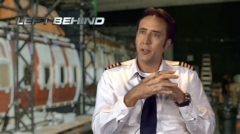 film nicolas cage tentang rapture left behind preview clip featuring nicolas cage released