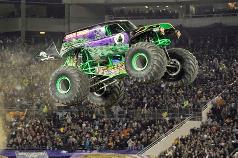 monster truck jam oakland one tank trips 2015 maple leaf monster jam tour set for
