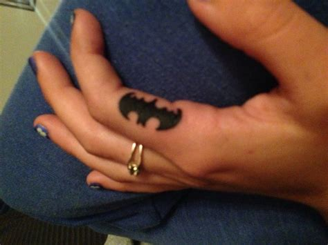 batman tattoo finger 60 best images about tattoo on pinterest toy story