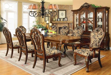 beautiful dining room sets traditional style ideas