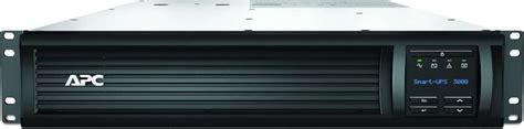 Ups Apc Smart Smt3000rmi2u apc smart ups 3000va lcd rm 2u 230v smt3000rmi2u buy