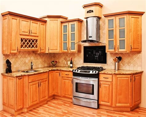 Cheap Kitchen Cabinets by Wood Kitchen Cabinets Wholesale Prices