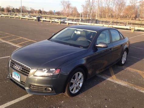 Audi Usa Cpo by Purchase Used 2010 Audi A4 Quattro Awd 45k Cpo
