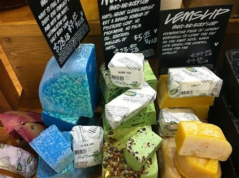 Lush Handmade Soap - 512 best images about handmade soaps i on