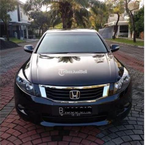 Dijual Ban Resmi Honda Harga Murah Kualitas honda accord vtil bekas transmisi matic tahun 2010 warna hitam murah jogja dijual tribun