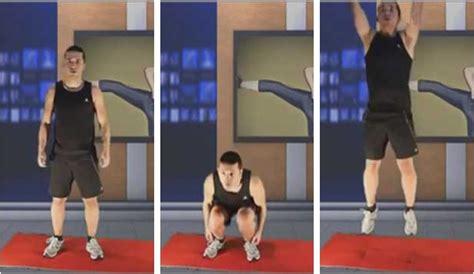 ejercicio aerobico en casa rutina de ejercicios aer 243 bicos en casa