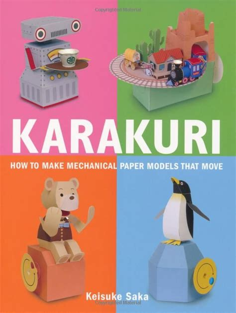 karakuri how to make 64 best free paper automata models images on paper toys free paper and papercraft