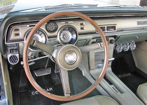 how make cars 1995 mercury cougar instrument cluster service manual how things work cars 1968 mercury cougar instrument cluster 1968 mercury