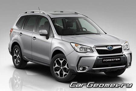 car repair manuals online free 2012 subaru forester electronic valve timing кузовные размеры subaru forester с 2012 body repair manual