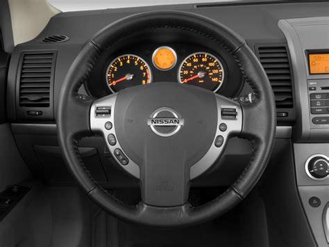 image  nissan sentra  door sedan cvt  steering