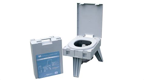 Portable Water Closet by No Restroom At Your Cing Destination No Problem With