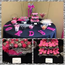 baby shower set up baby shower setup mainely cupcakes