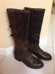 mudd brown boots