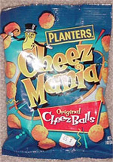 Planters Cheese Puffs by Planters Cheez Mania