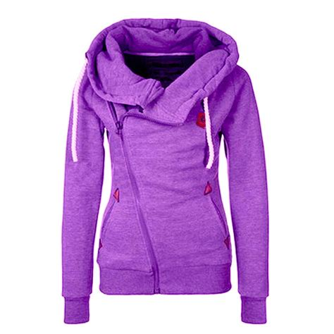 Hoodie Zipper Jumper Sweater Bmw womens sleeve hoodie sweater zipper hooded sweatshirt