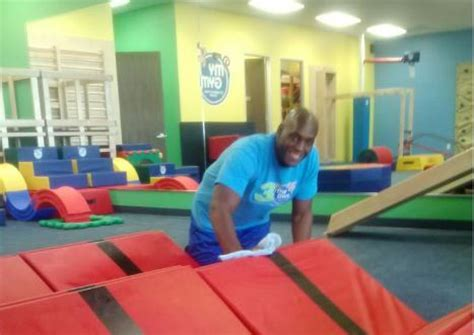 How To Clean Gymnastics Mats by Cleanliness Creates Busy Ness At Indoor Play Centers