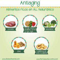 alimentos que contienen acido hialuronico pin de dieta coherente en infograf 237 as pinterest frases