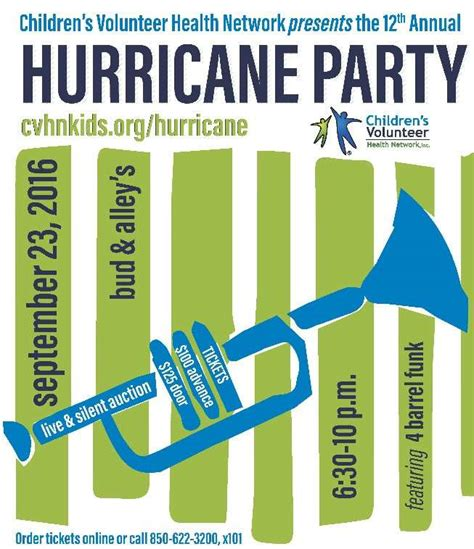 hurricane party 12th annual hurricane party at bud alley s sowal com