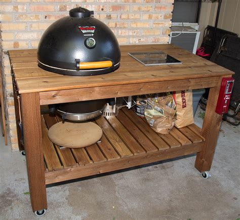 grill dome table plans kamado grill table plans book covers