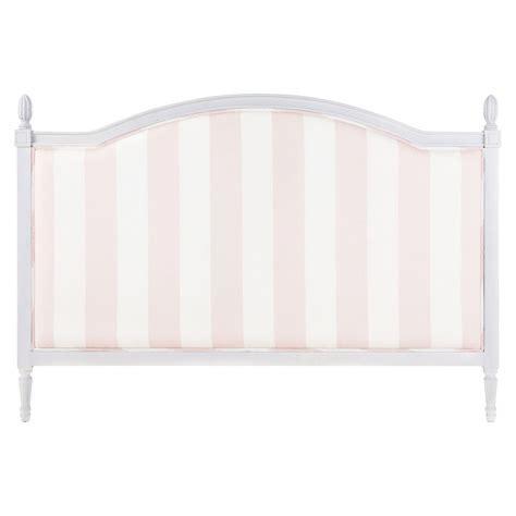 da letto rosa testata da letto rosa a righe in legno l 140 cm mode