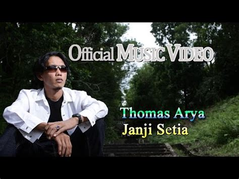 download mp3 free gigi janji download thomas arya janji setia official music video
