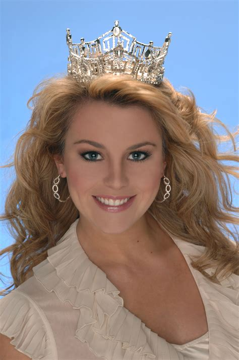 Lauren Nelson miss america 2007 lauren nelson to appear at nabef service