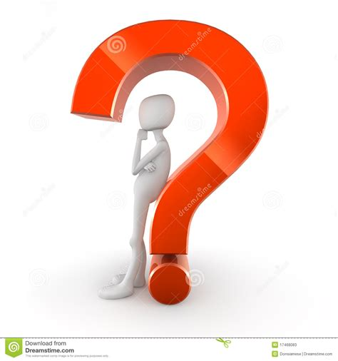 Question Sign Stock Photos Image: 17468083