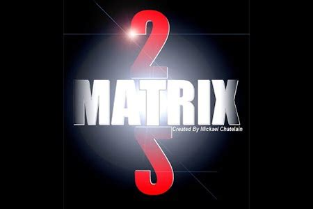 Alat Sulap Matrix By Michael Chatelein matrix 2 lien gimmick tour de magie