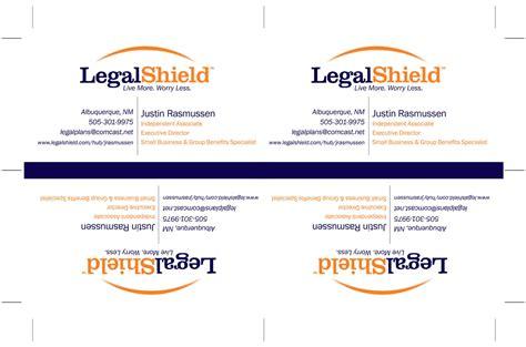 Legalshield Business Cards