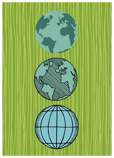 Earth Day3 earth day mantel and a free printable organize and