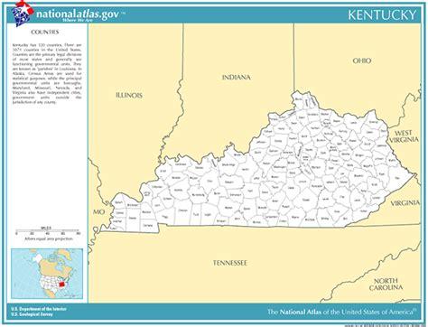 kentucky county map pdf printable maps reference
