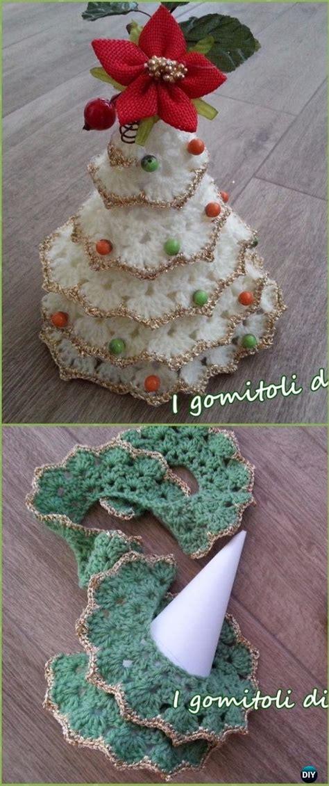 best freecrochets christmas crochet tree free crochet patterns knitella crochet knit patterns