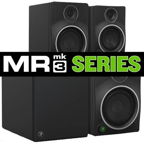 Mackie Mr5mk3 Powered Studio Monitor 1 Unit mackie mr mk3 series mr5mk3 5 inch 2 way
