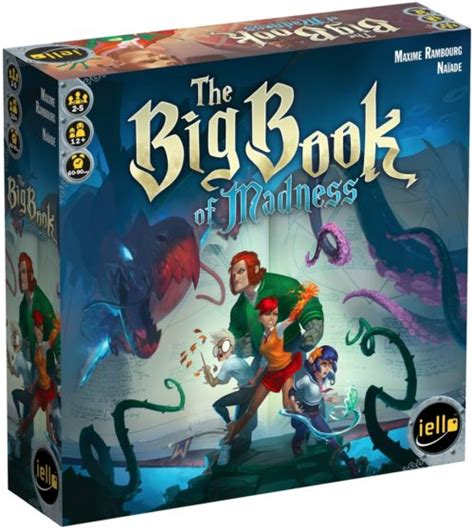 the big book of the continental op books the big book of madness review co op board