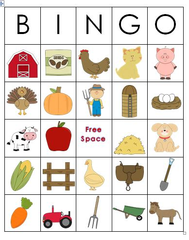 printable animal bingo for preschoolers expresslyspeaking speech and language therapy page 2