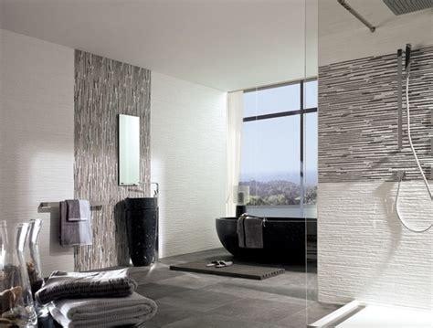 Modern Bathroom With Tiles Porcelanosa Jersey Mix Modern Tile San Francisco