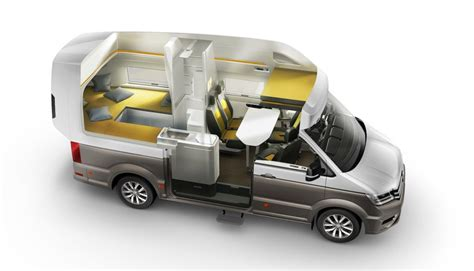 lade nouveau volkswagen california concept shows possibilities for