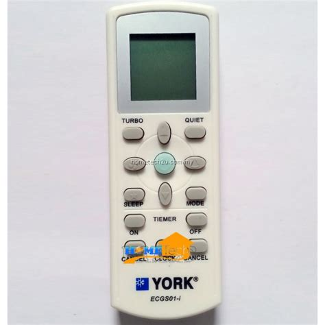 Remote Ac Daikin Multi air conditioner remote for york daikin replacement ecgs01 i